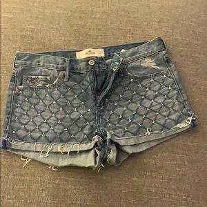 Hollister shorts size 27/5
